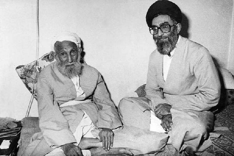 کوچهای از جنس خاطرات ناب همراه با سیدجوادآقا خامنهای