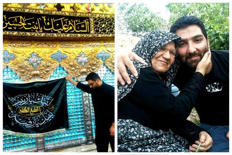 خواسته شهید مدافع حرم/ عکس فرزندم را نفرستید تا مبادا در راه شهادت دلم بلرزد